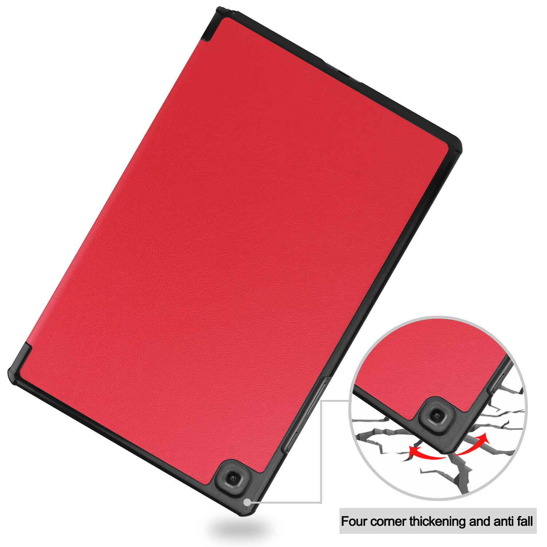 miniatura 34 - Cover Per Samsung Galaxy Scheda A7 SM-T500 T505 Custodia Protettiva Slim Case