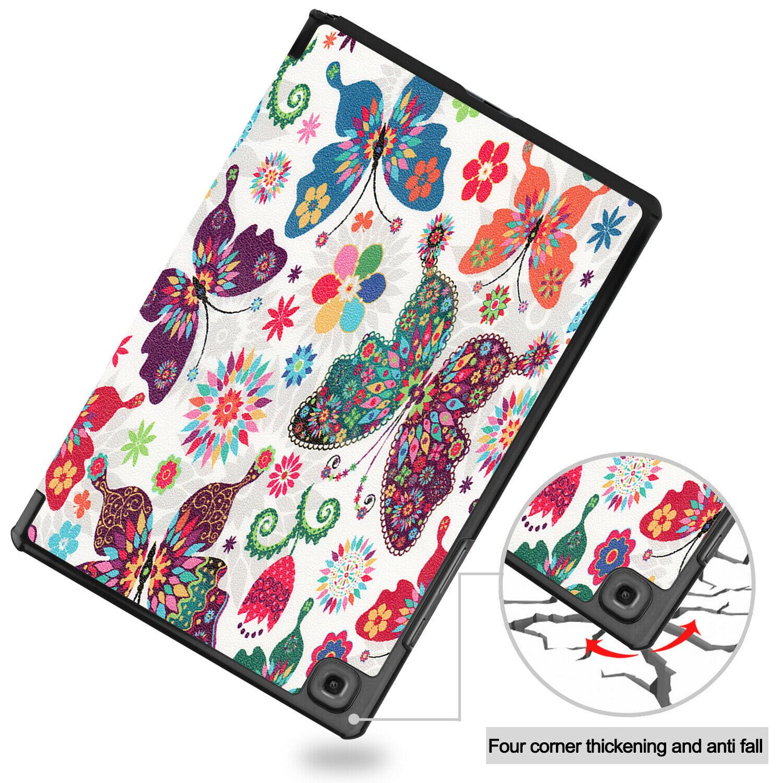miniatura 97 - Cover Per Samsung Galaxy Scheda A7 SM-T500 T505 Custodia Protettiva Slim Case