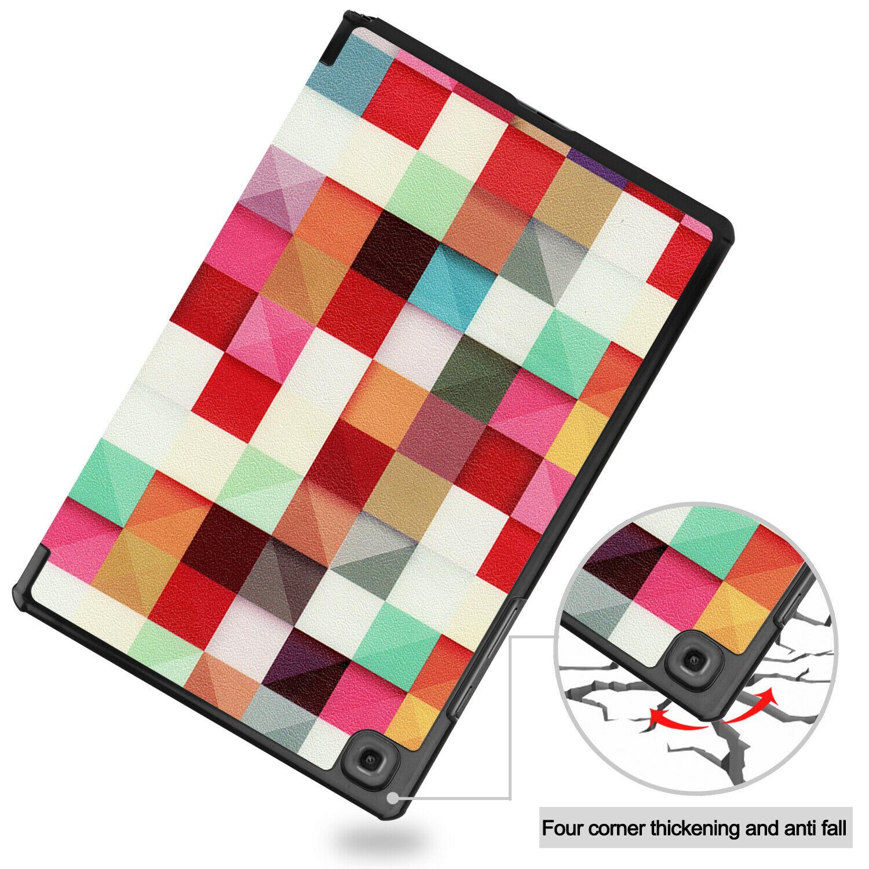 miniatura 142 - Cover Per Samsung Galaxy Scheda A7 SM-T500 T505 Custodia Protettiva Slim Case