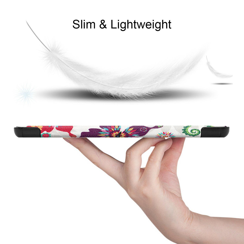miniatura 92 - Cover Per Samsung Galaxy Scheda A7 SM-T500 T505 Custodia Protettiva Slim Case