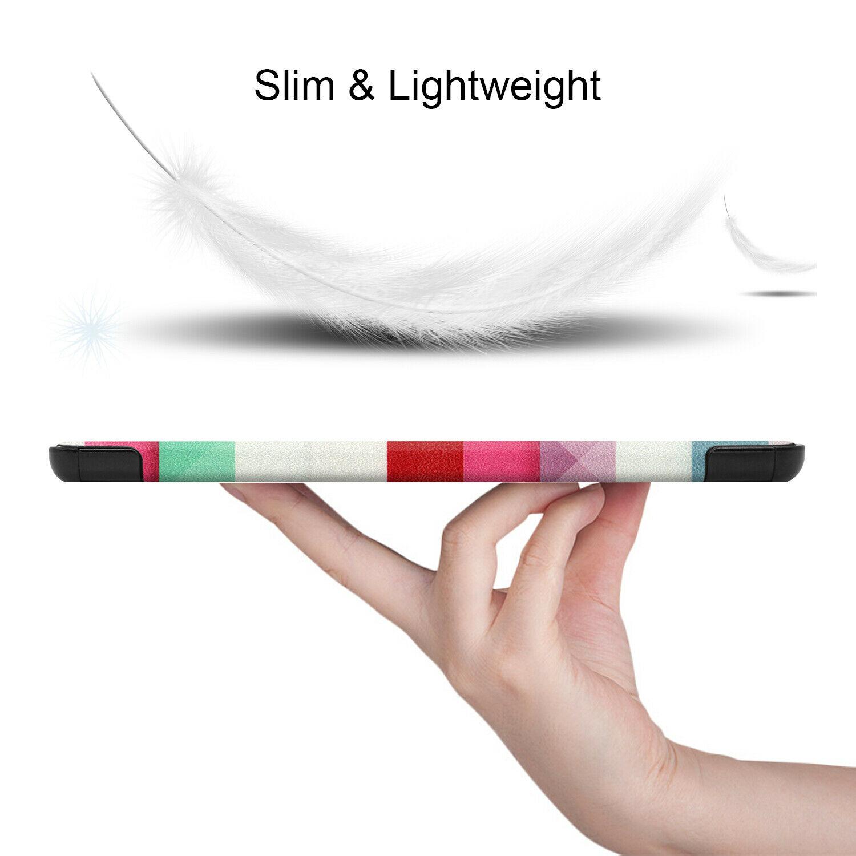 miniatura 137 - Cover Per Samsung Galaxy Scheda A7 SM-T500 T505 Custodia Protettiva Slim Case