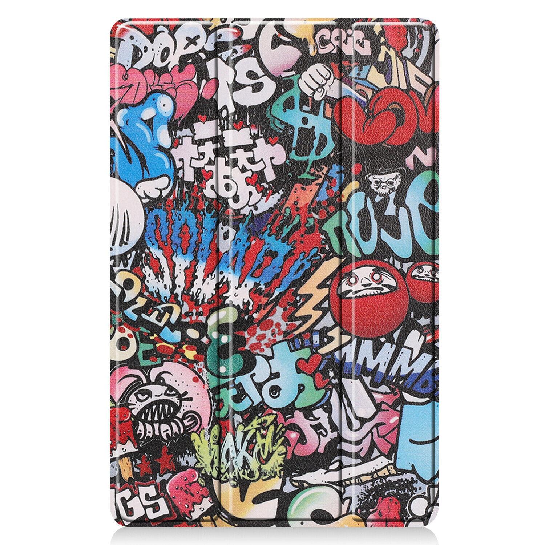 miniatura 90 - Cover Per Samsung Galaxy Scheda A7 SM-T500 T505 Custodia Protettiva Slim Case