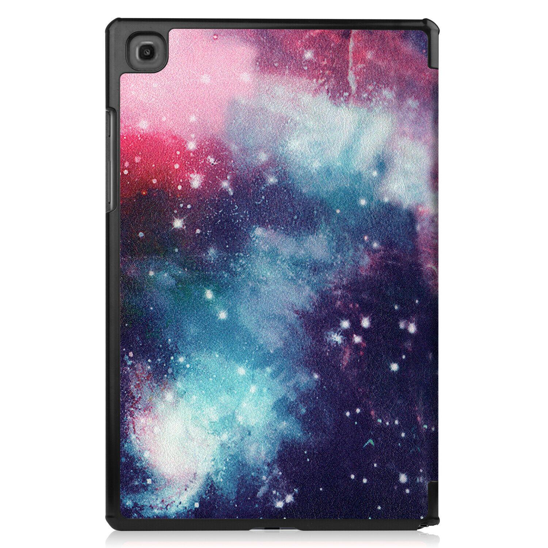 miniatura 80 - Cover Per Samsung Galaxy Scheda A7 SM-T500 T505 Custodia Protettiva Slim Case