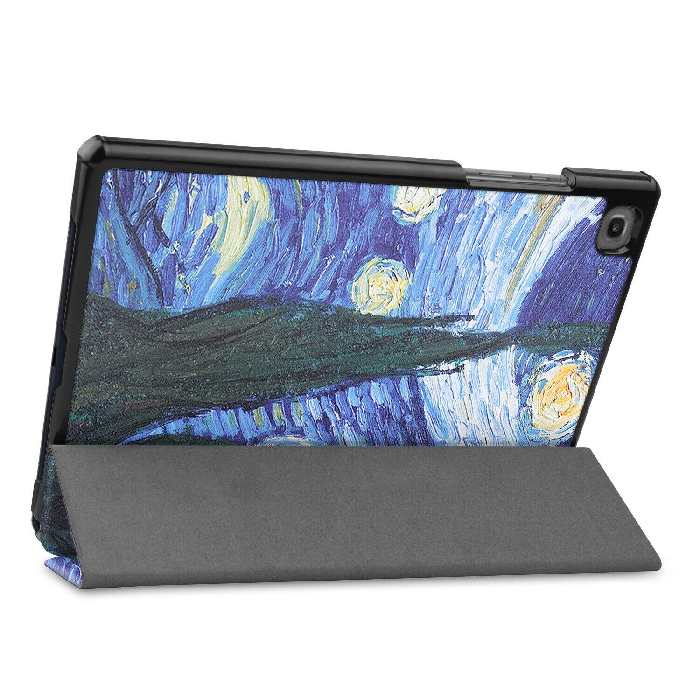 miniatura 105 - Cover Per Samsung Galaxy Scheda A7 SM-T500 T505 Custodia Protettiva Slim Case