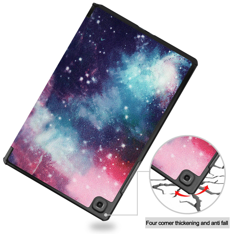 miniatura 79 - Cover Per Samsung Galaxy Scheda A7 SM-T500 T505 Custodia Protettiva Slim Case