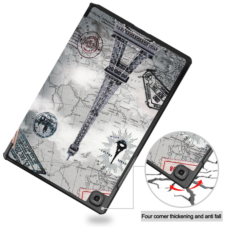 miniatura 115 - Cover Per Samsung Galaxy Scheda A7 SM-T500 T505 Custodia Protettiva Slim Case