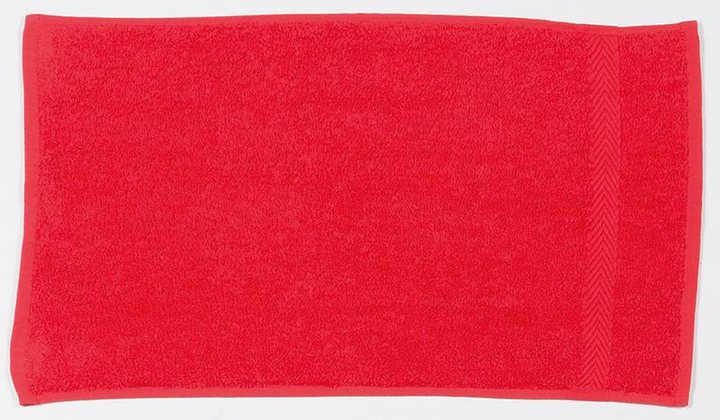 Towel-City-tc005-100-coton-Luxe-Gamme-Serviette-pour-invite-30-x-50-cm-Ringspun