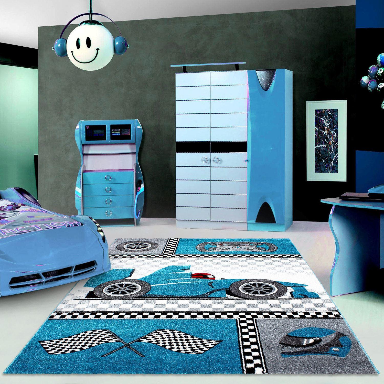 Per bambini tessuto morbido camera da letto blu rosa auto tappeti xl design ebay - Camera da letto per bambini ...