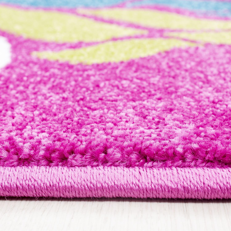 Infantil suave dormitorio azul rosa coche alfombras extra - Alfombras suaves ...