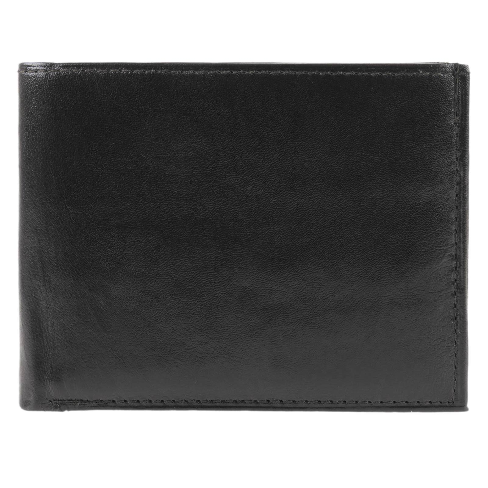Mens-Quality-Soft-Nappa-LEATHER-Bi-Fold-Wallet-by-Oakridge thumbnail 3