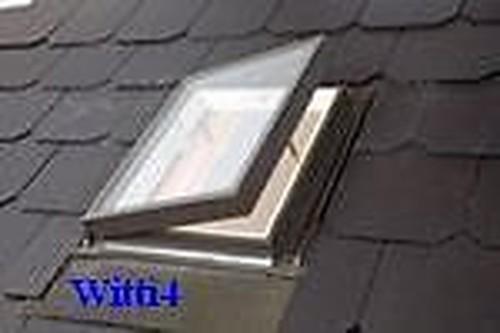 Finestra da tetto spiovente lucernario finestra per uscire sul tetto 45x55x73 ebay - Finestra sul tetto ...