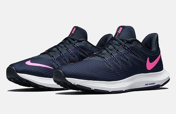 1808 Damen Nike Quest Damen 1808 Trainieren Laufschuhe AA7412-400 3363b1