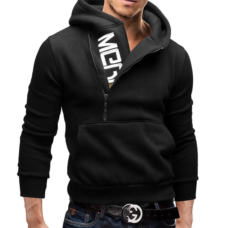 Merish Felpa Con Cappuccio Pullover Giacca T-Shirt novità Felpa Uomo 08