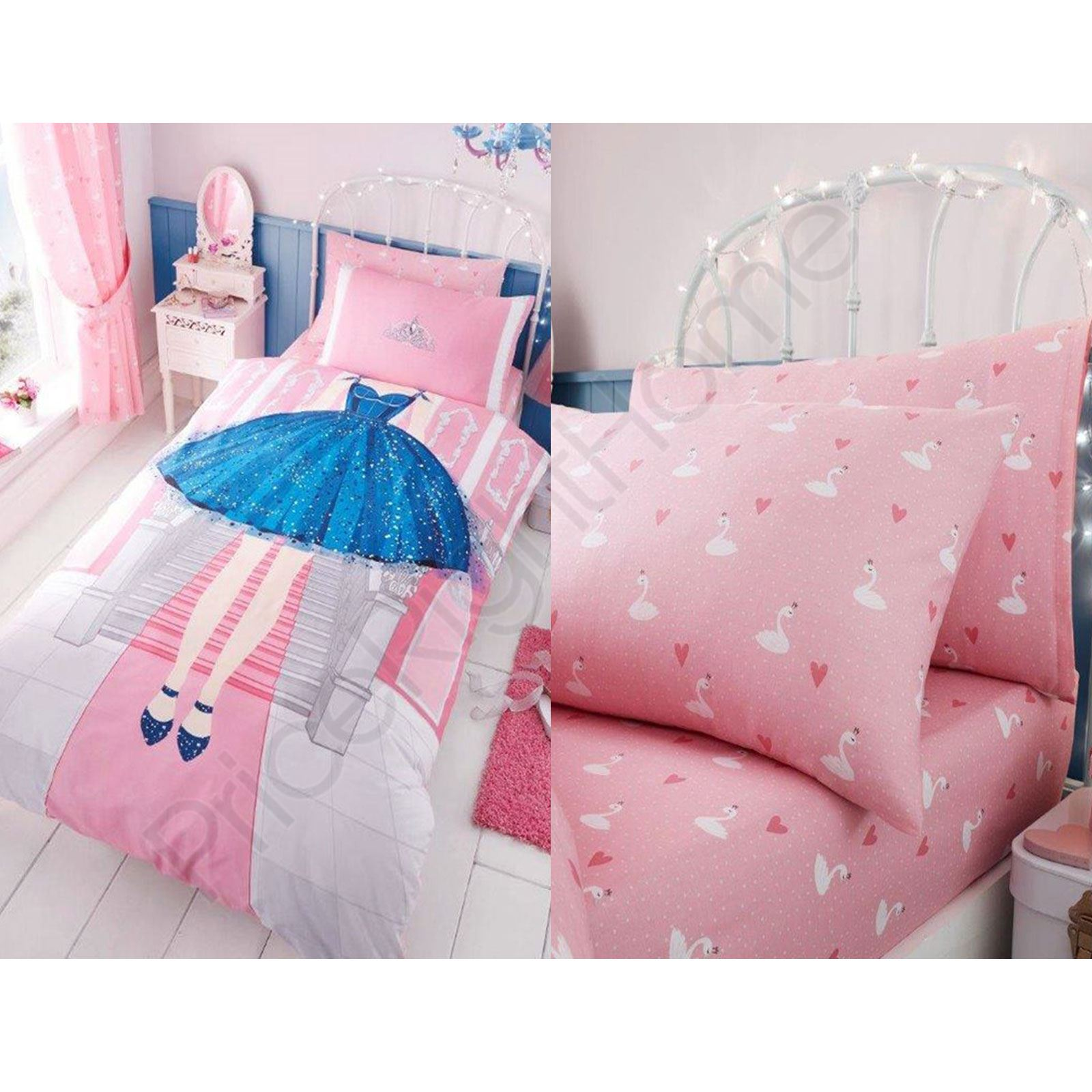 kinder jungen m dchen einzel bettw sche passendes leintuch 2 kissenbezug ebay. Black Bedroom Furniture Sets. Home Design Ideas