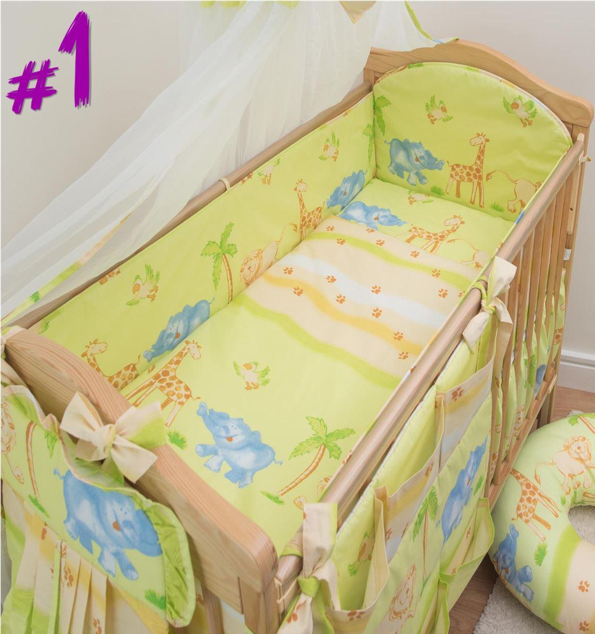 3 teile kinderzimmer kinderbett bettw sche set mit gro en - Kinderbett set ...