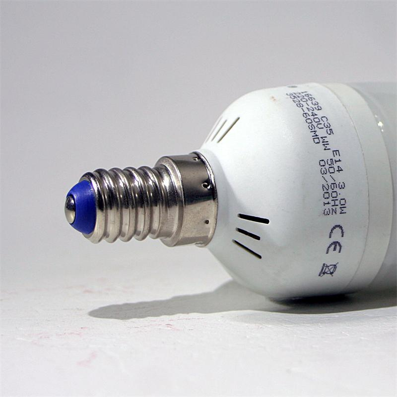 E14 led lampes forme bougie source d 39 claraige diff rentes - Different type de lampe ...