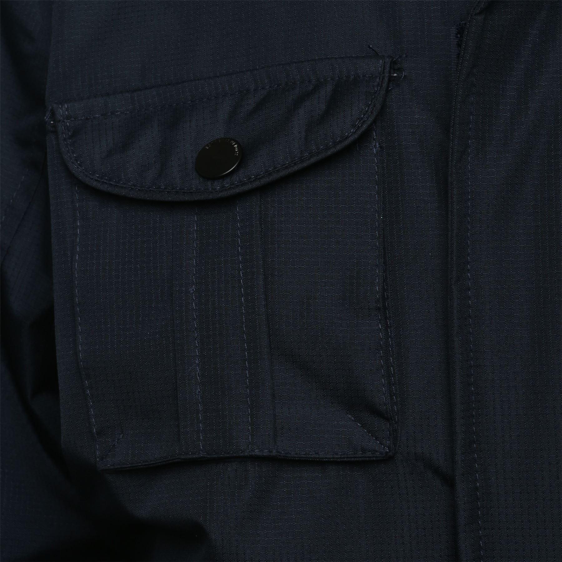 New-Kids-Boys-Quilted-Padded-Waterproof-Fur-Hood-Multi-Pocket-Parka-Coat-Jacket