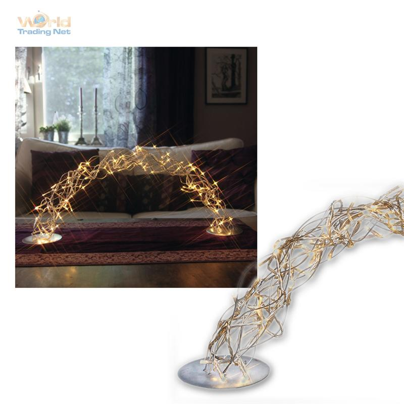 Led Candle Arches Illuminated Arch Wood Window Chandelier