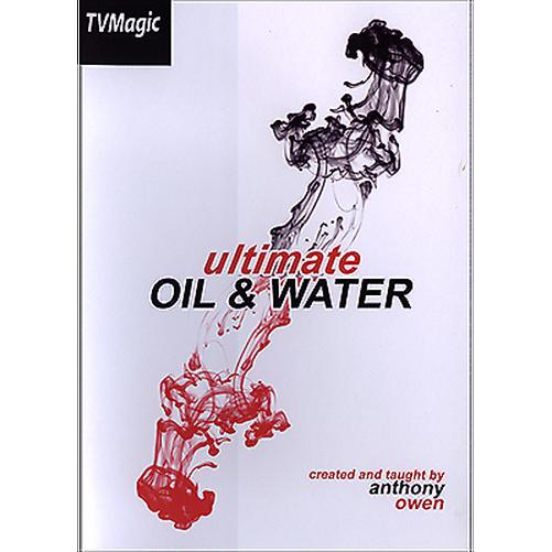 Ultimative öl und wasser von anthony owen (online - anleitungen und spezielle karten)