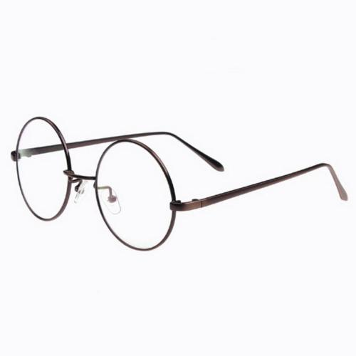 john lennon durchsichtig brillen runde gl ser santa. Black Bedroom Furniture Sets. Home Design Ideas