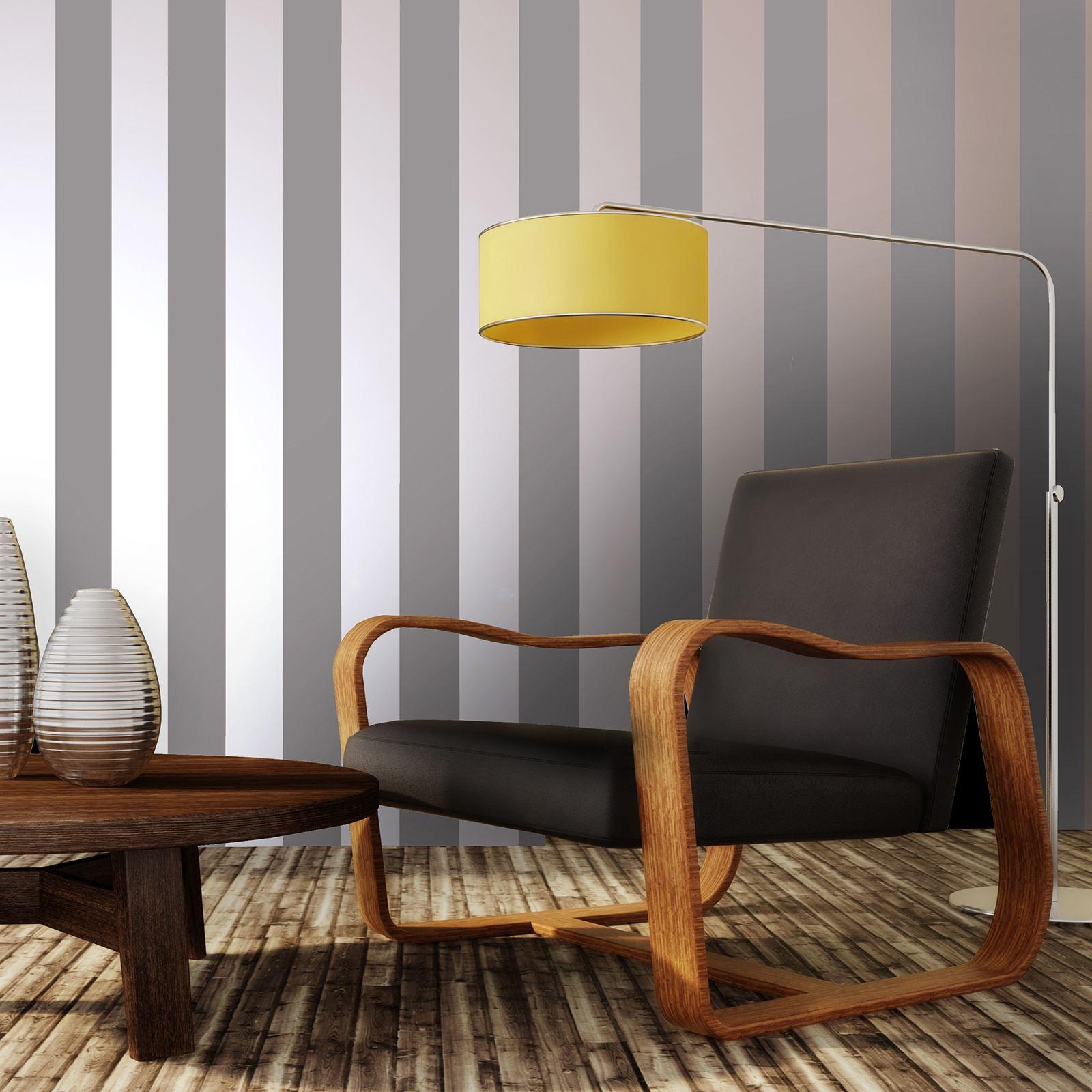 Rotgold-Tapete-Grau-Creme-Exotisch-Blumen-Tropisch-Palme-Blaetter-Geometrisch Indexbild 21