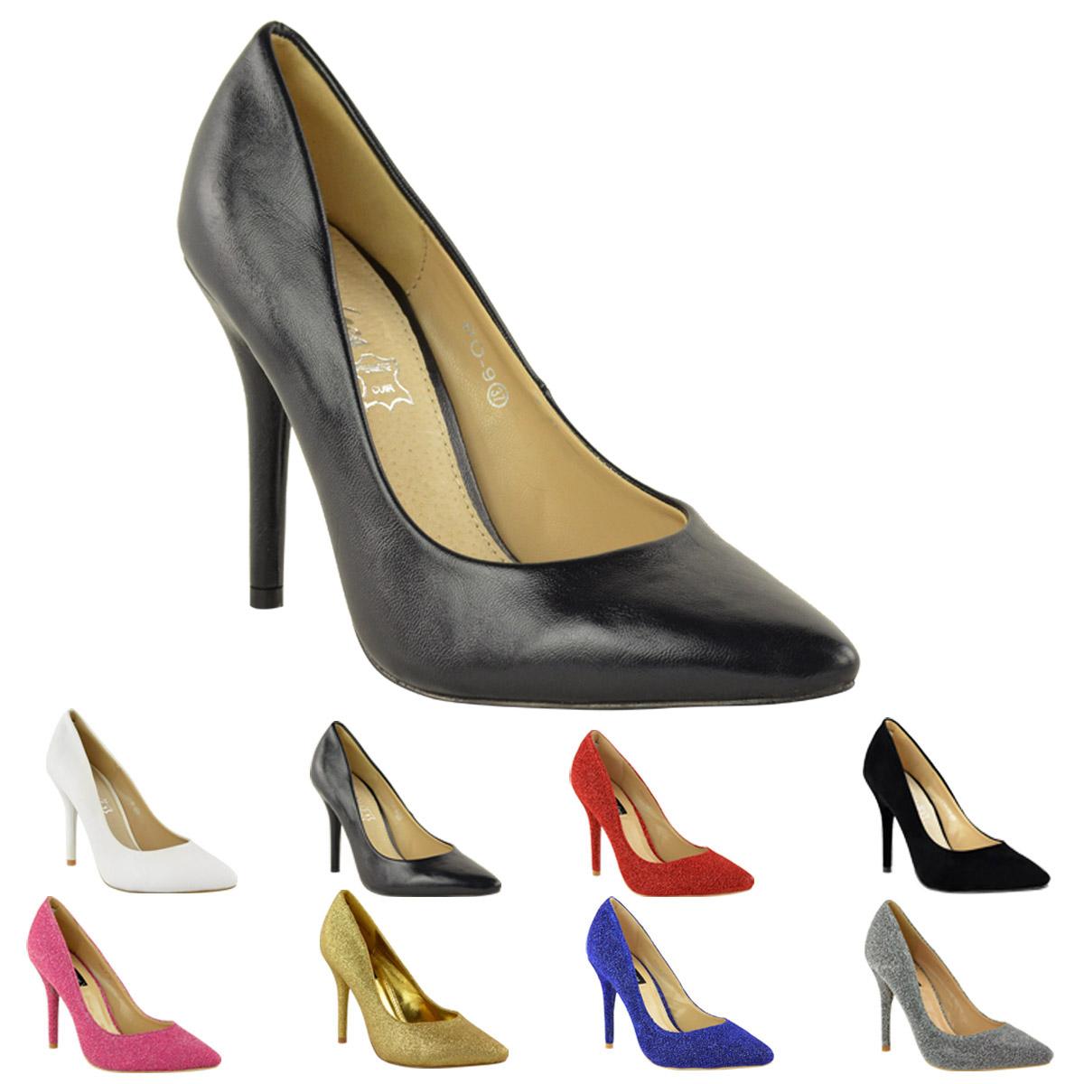 Zapatos Para Mujer Tacon Medio