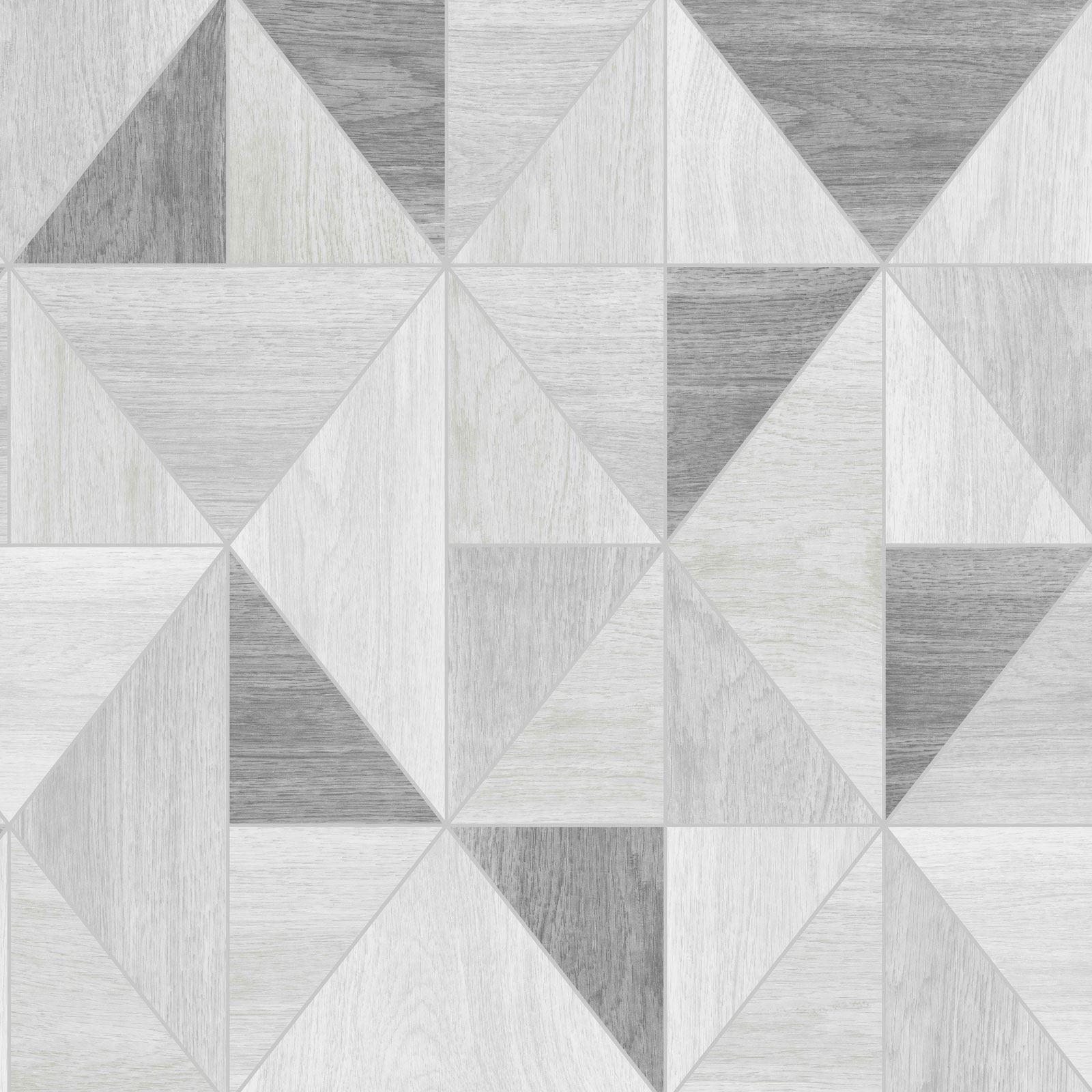 Apex Trellis Sidewall Wallpaper Copper: GEOMETRIC WALLPAPER GLITTER METALLIC - CHEVRON STARS DIAMOND TRELLIS TRIANGLES