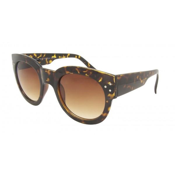 Mujer-Retro-Audaz-Marco-AUDREY-ANOS-80-Gafas-de-sol-moda