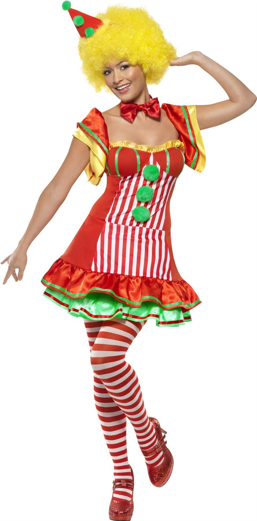 Mujer-Boo-Boo-Disfraz-de-Payaso-Circo-Mujer-Disfraz