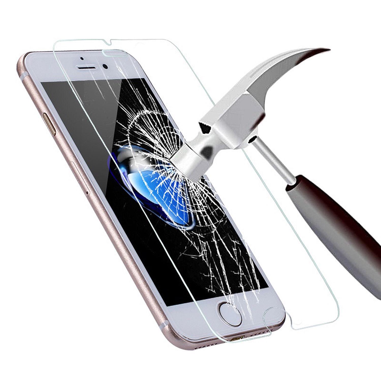 Couverture-Complet-Verre-pour-Apple-IPHONE-8-4-7-034-8-Plus-5-5-034-Affichage-Film miniature 28