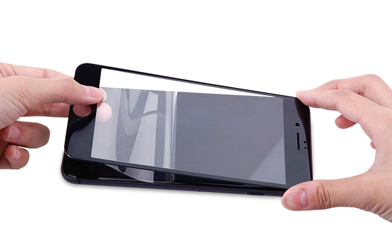 Couverture-Complet-Verre-pour-Apple-IPHONE-8-4-7-034-8-Plus-5-5-034-Affichage-Film miniature 36