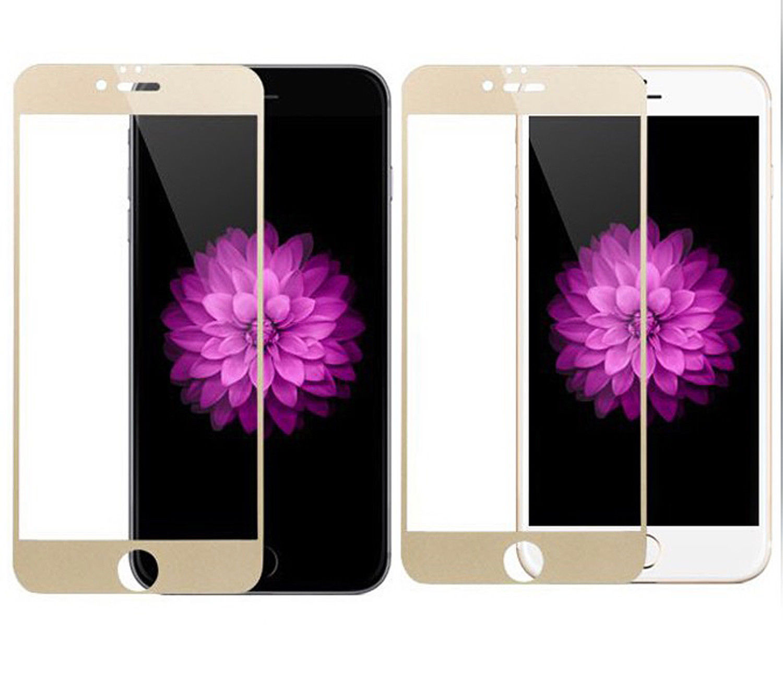 Couverture-Complet-Verre-pour-Apple-IPHONE-8-4-7-034-8-Plus-5-5-034-Affichage-Film miniature 15