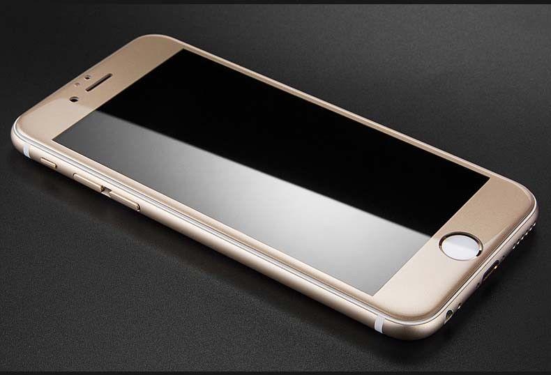 Couverture-Complet-Verre-pour-Apple-IPHONE-8-4-7-034-8-Plus-5-5-034-Affichage-Film miniature 17