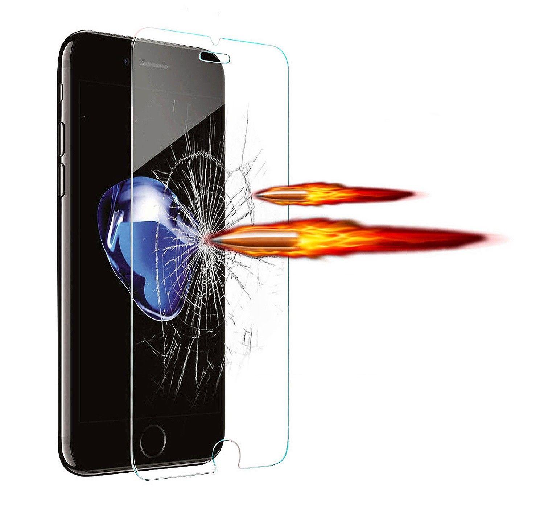 Couverture-Complet-Verre-pour-Apple-IPHONE-8-4-7-034-8-Plus-5-5-034-Affichage-Film miniature 29