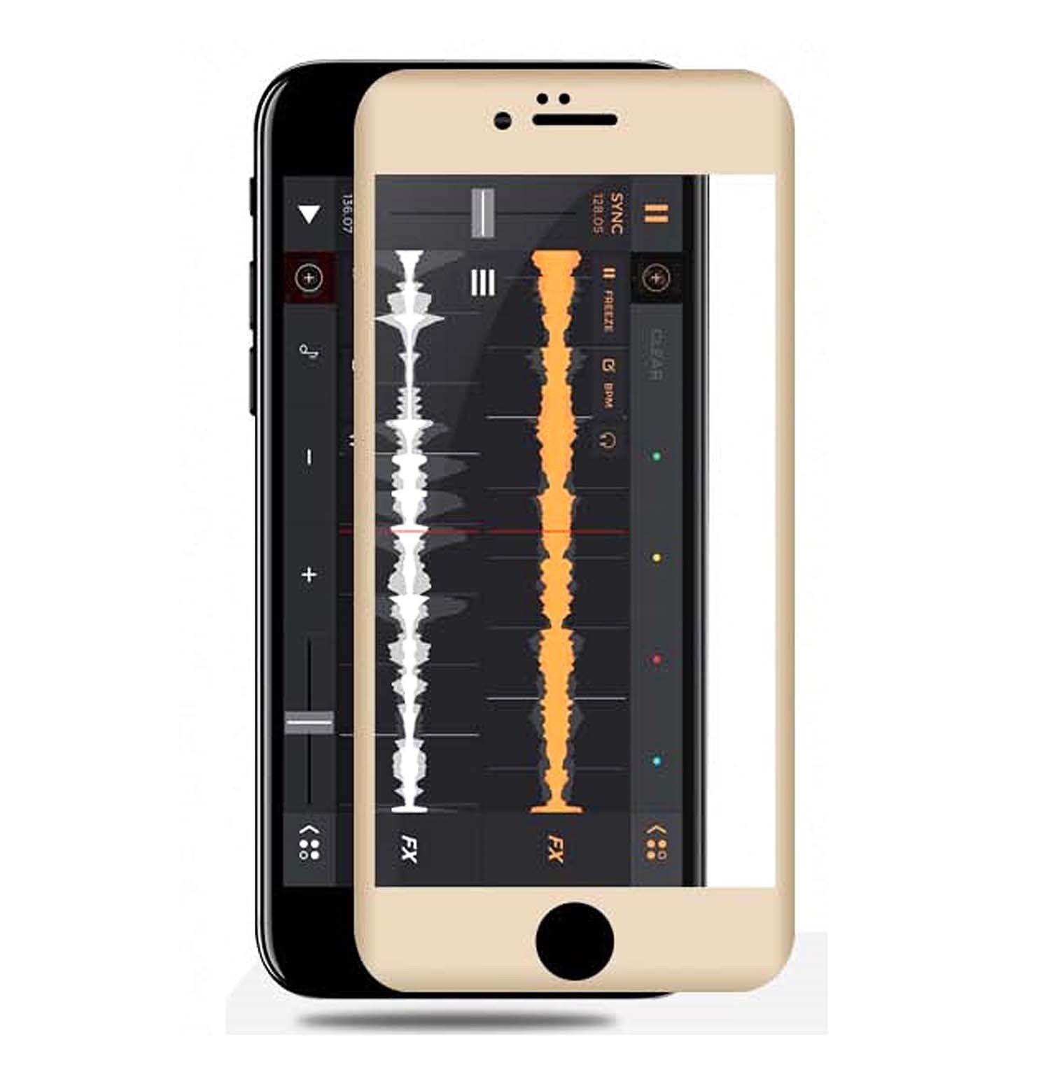 Couverture-Complet-Verre-pour-Apple-IPHONE-8-4-7-034-8-Plus-5-5-034-Affichage-Film miniature 16