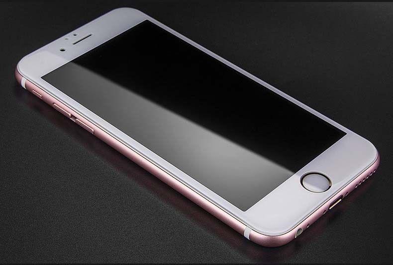 Couverture-Complet-Verre-pour-Apple-IPHONE-8-4-7-034-8-Plus-5-5-034-Affichage-Film miniature 26