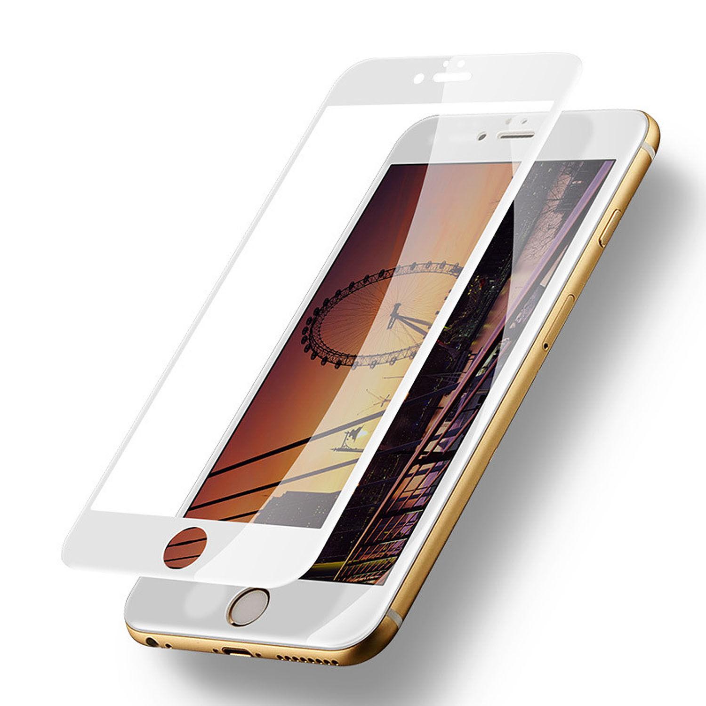 Couverture-Complet-Verre-pour-Apple-IPHONE-8-4-7-034-8-Plus-5-5-034-Affichage-Film miniature 24