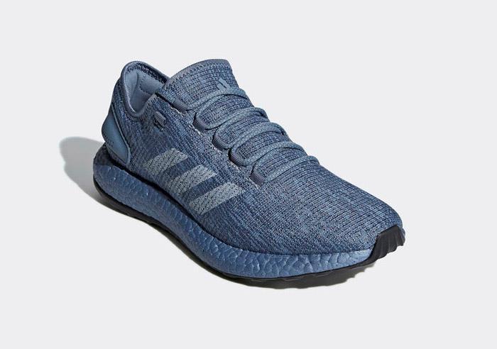 2018 Adidas Atletismo Pureboost Hombre Entrenamiento Zapatillas Correr para Correr Zapatillas 5be414