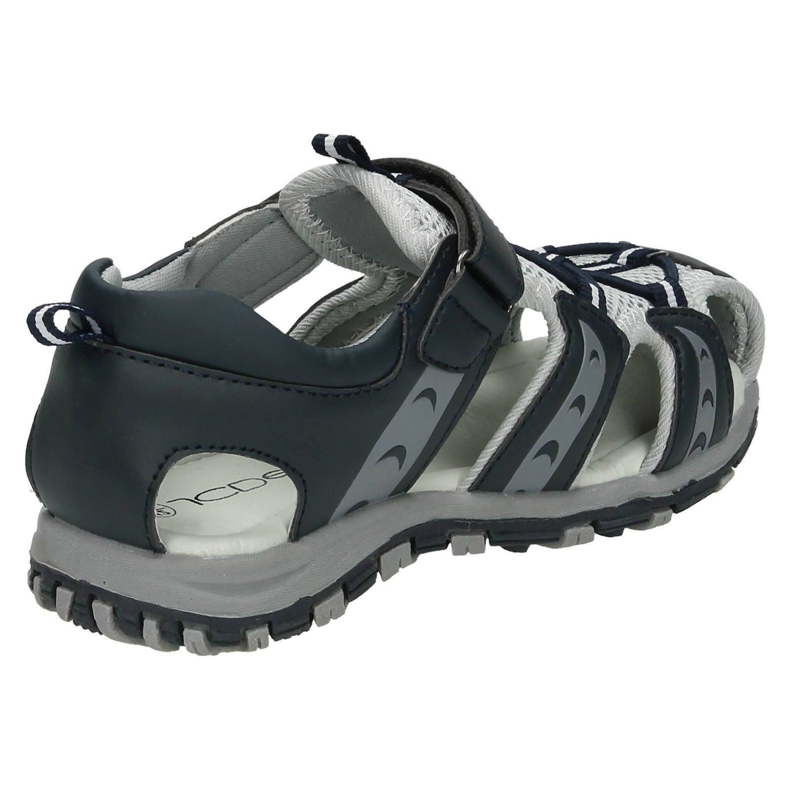 Boys Jcdees Casual Sporty Sandals *n0040* Kids' Clothes, Shoes & Accs.