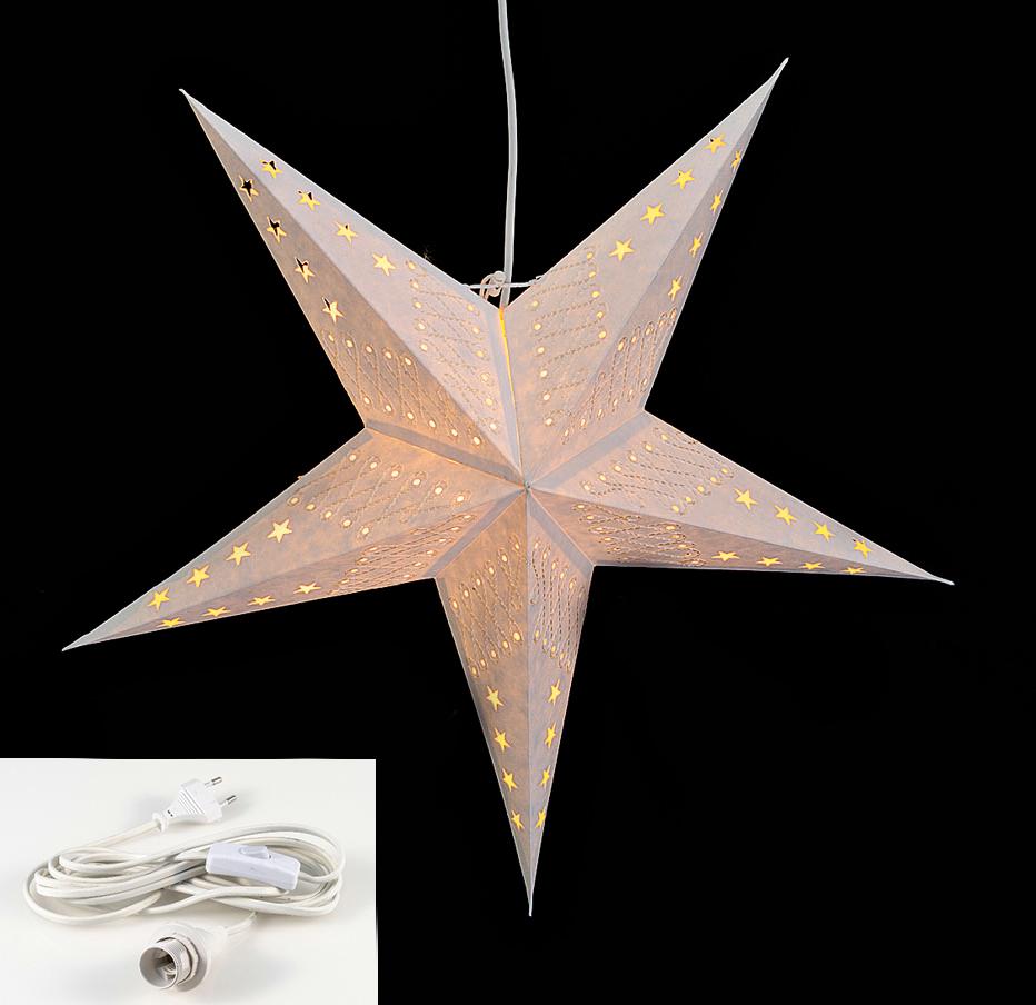 Estrella-De-Luz-5-DIENTES-60cm-papiertstern-INCLUSIVE-Cable-Navidad-6-COLORES