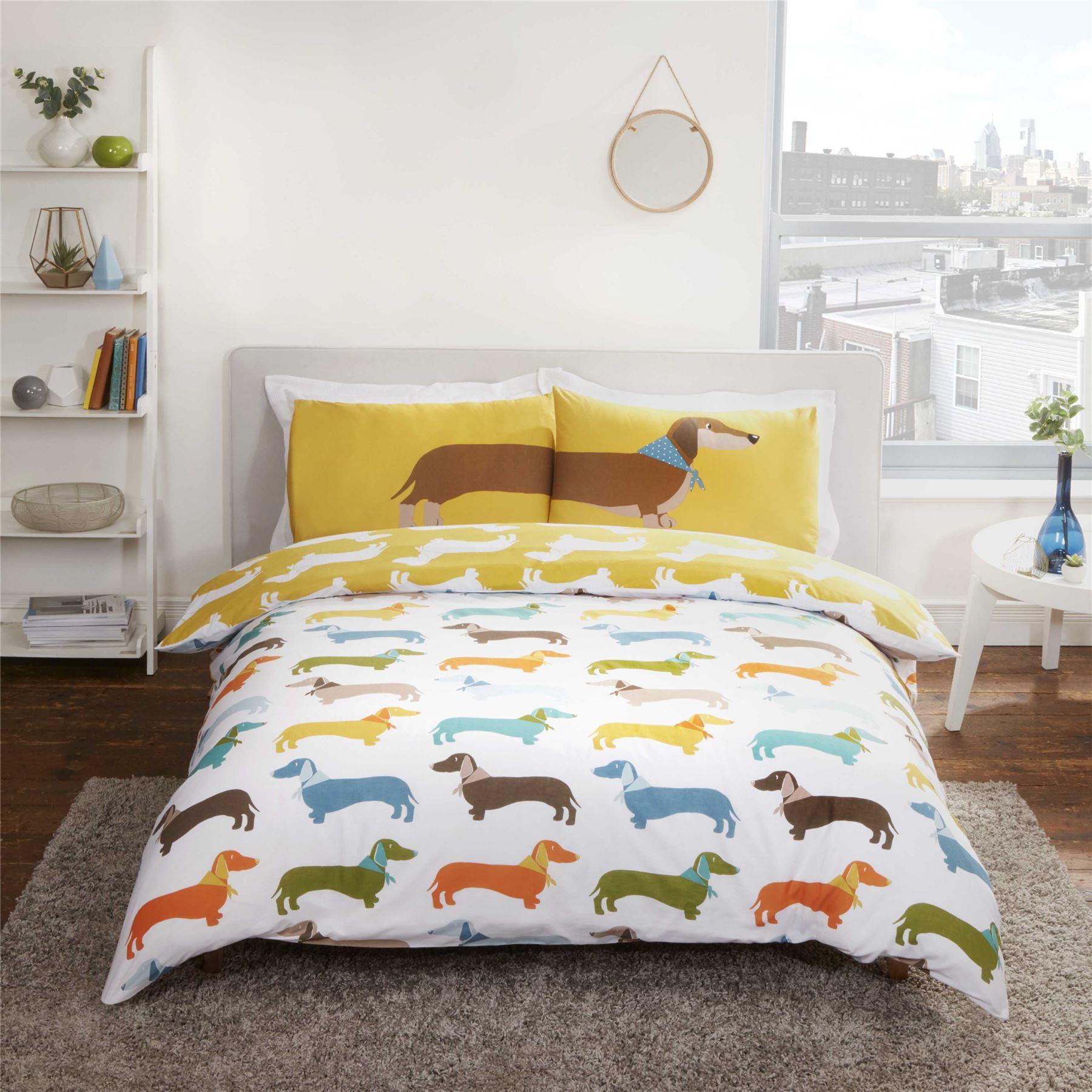 Ansprechend Bett Teenager Dekoration Von Funky-teenager-steppdecke-bettbezug-amp-kissenbezug-betten-bett-