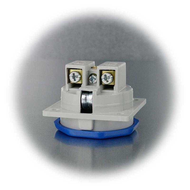 Einbausteckdose-Steckdose-Schukosteckdose-Schuko-Anbausteckdose-16A-PCE-IP67 Indexbild 10