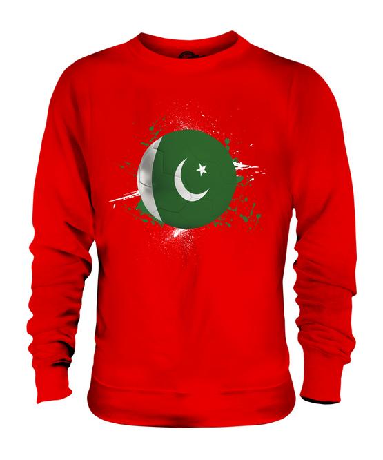 Pakistan Football Unisexe Unisexe Unisexe Pull Cadeau Coupe Du Monde Sport 2dfc75