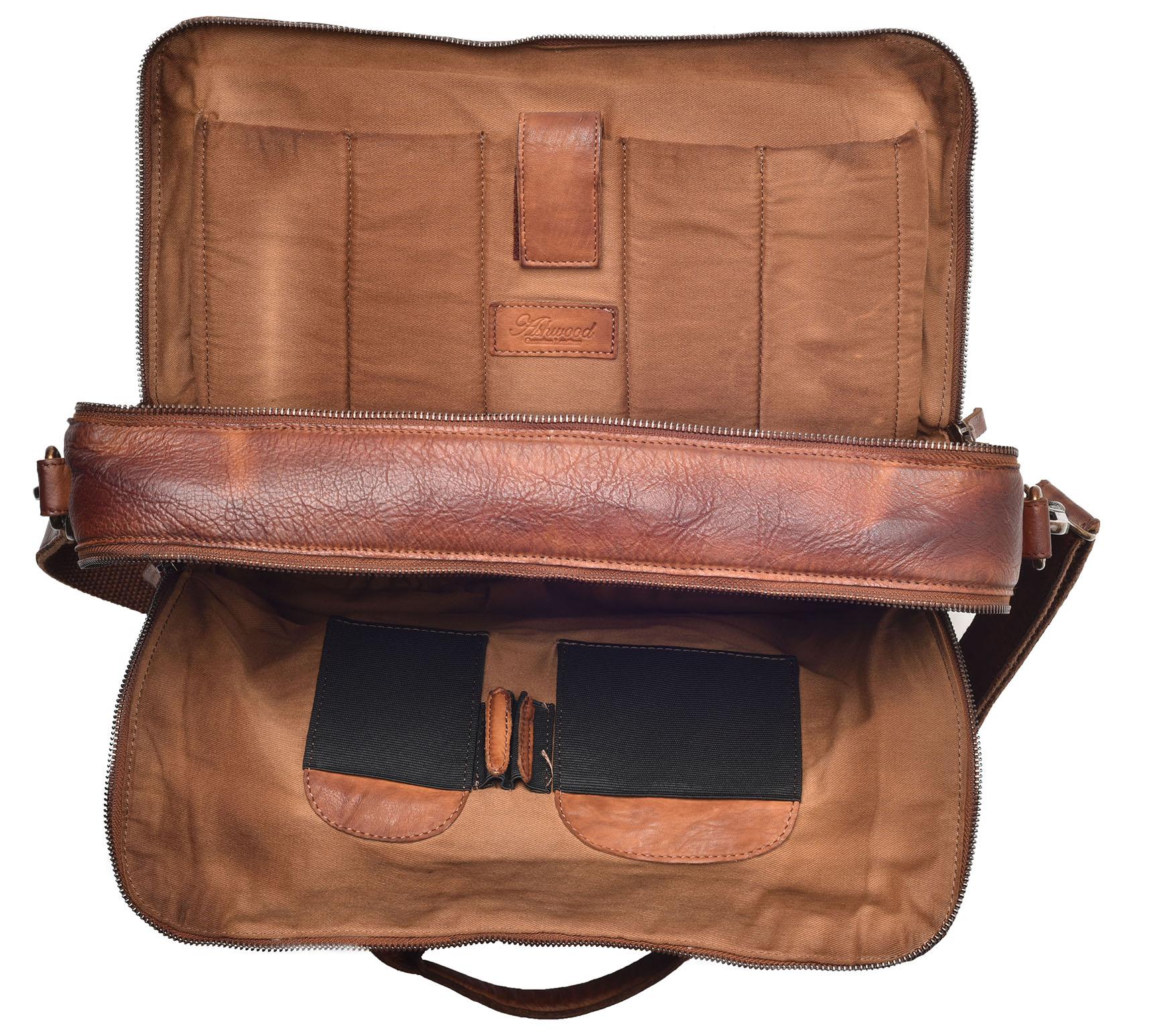 Ordinateur M tout Travail Compatible Portable Fourre Unisexe Véritable Cuir waR4Ex1