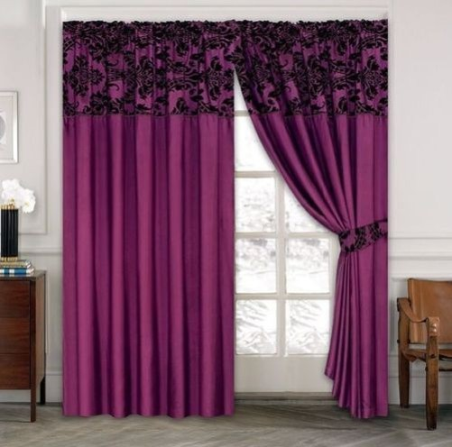 pencil pleat window curtains flock curtain bedroom