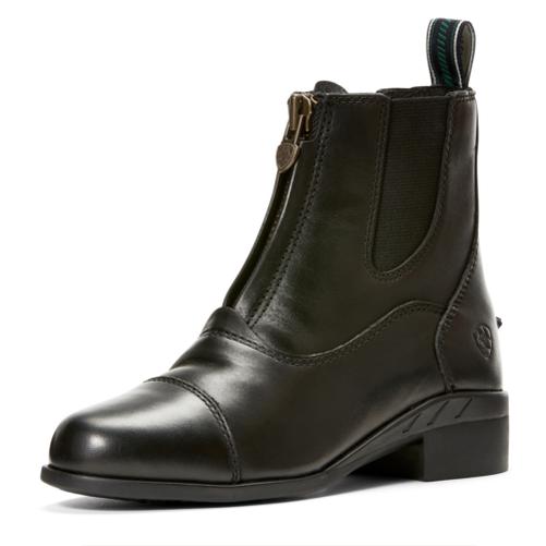 Ariat Junior Devon IV botas de Montar - Negro