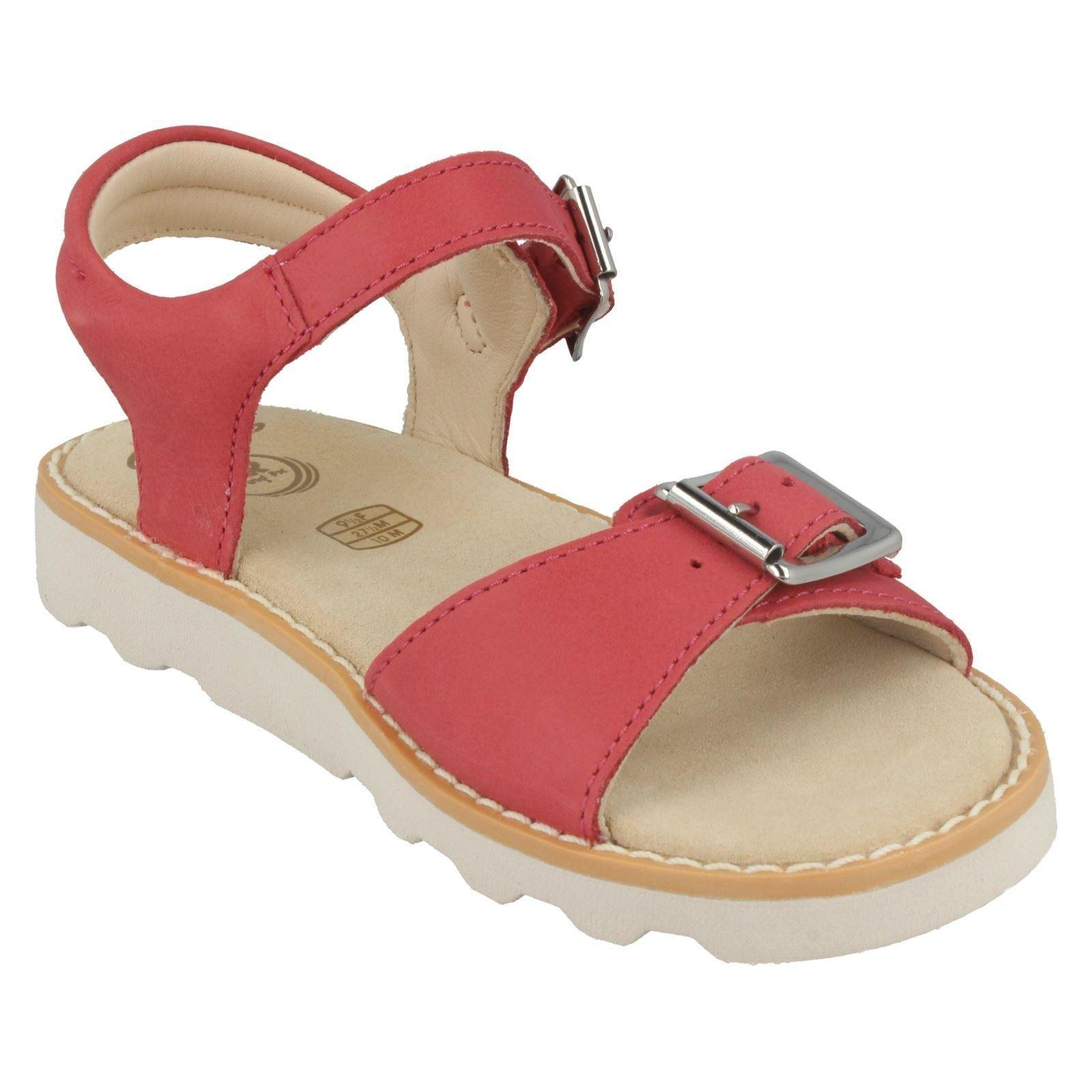 Sandalias De Niña Niñas Calzado Informales Atado Corona Clarks Bloom H9EWDIeY2b