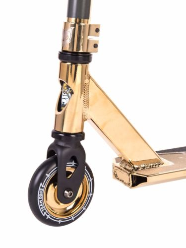 Team Dogz pro Scooter X Neochrome Regenbogen oder Gold Aluminium Kinder Stunt Scooter pro 81abe1