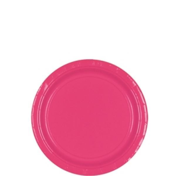 color-solido-VAJILLA-PLATOS-22-8cm-17-7cm-Boda-Cumpleanos-Catering