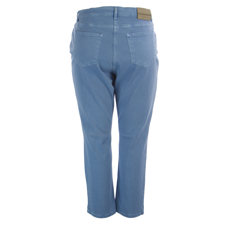 Marina Rinaldi Donna Radiale Super Aderente Jeans Nuova con Etichetta Etichetta Etichetta 04c49e